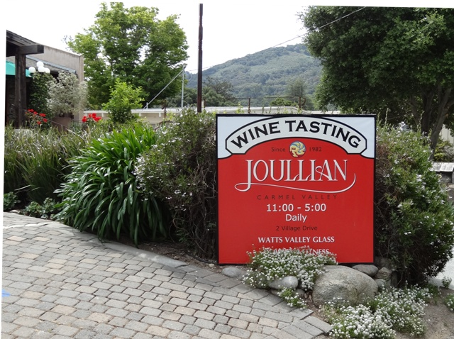 Joullian Tasting Room