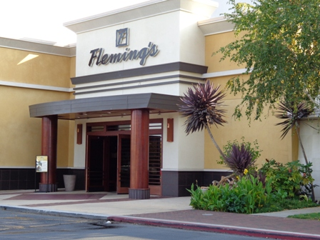 Fleming's at Stanford Shopping Center