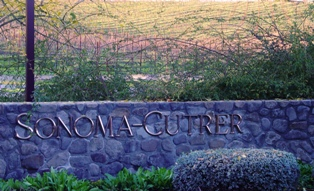 Sonoma Cutrer entrance